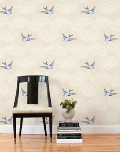 Our removable wallpaper tiles can be reused and are easy to remove - ideal for renters and temporary installations. Please note that our tiles are sold in sets