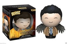 Funko Dorbz #77 Supernatural Castiel with Wings Vinyl Figure Collectible | Shop this product here: http://spreesy.com/popculturetime/823 | Shop all of our products at http://spreesy.com/popculturetime    | Pinterest selling powered by Spreesy.com