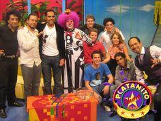 Platanito T.V. Show, Best Comedy Show, Mejor Magia en T.V.Mago Herrera Ilusionismo Pociones Potions Illusionist Magic Magician
