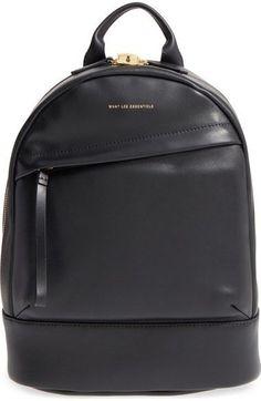 'Mini Piper' Leather Backpack