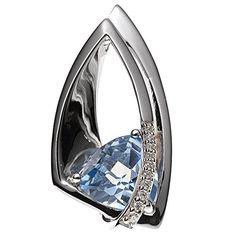 Dreambase Damen-Anhänger 1 Blautopas Silber 1 Topas 10 Zirkonia Dreambase http://www.amazon.de/dp/B00N5BGT4W/?m=A105NTY4TSU5OS