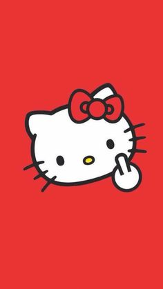 Wallpaper Cute Backgrounds Kawaii Hello Kitty Ideas For 2019 Hello Kitty Wallpaper, Wallpaper Iphone Cute, Cute Wallpapers, Hippie Wallpaper, Wallpaper Stickers, Hello Kitty Desenho, Arte Indie, Hello Kitty Pictures, Bad Cats