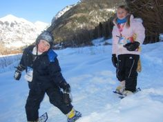 Telluride has the best views in Colorado & great skiing but their Eco-Adventures for kids makes it RULE!