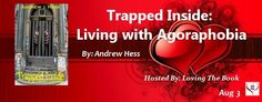 Trapped Inside: Living with Agoraphobia Book Tour - http://roomwithbooks.com/trapped-inside-living-with-agoraphobia-book-tour/