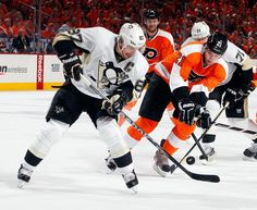 Hahaha Couturier's face in the background of this is amazing.