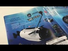VR Virtual Reality Seawolf ROV Submarine with Luna 360 degree camera / Samsung Gear VR - YouTube