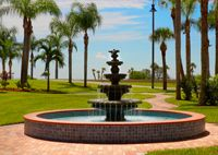 The Safety Harbor Resort & Spa - a lot of history here! I even got to see the actual spring once, on a tour.