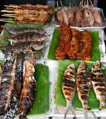 pinoy street foods - Google Search Pinoy Street Food, Asparagus, Pork, Meat, Chicken, Vegetables, Foods, Google Search, Kale Stir Fry