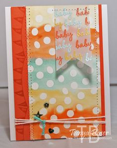 Tinkerin In Ink with Tanya: Stamp Review Crew: Celebrate Today Edition