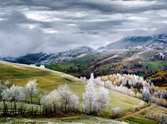 Frost settles over Pestera, Beautiful Romania. Explore the Art, Culture and Food of the 12 most beautiful places in the Balcans at Travel Honeymoon Backpack Backpacking Vacation All Nature, Amazing Nature, Places To Travel, Places To See, Travel Destinations, Places Around The World, Around The Worlds, Landscape Photography, Travel Photography