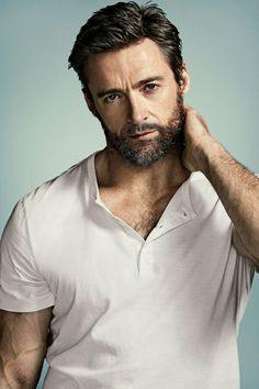 Hugh Jackman by Nino Muñoz for GQ Australia, August Edition, 2013