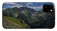 Scenery of High Tatras IPhone Case for Sale by Ren Kuljovska High Tatras, Tatra Mountains, Travel Photographer, Color Show, Countryside, Fine Art America, Colorful Backgrounds, National Parks, Scenery