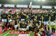 The Boks celebrate their series win South African Rugby, Coaching, Celebrities, Sports, Character, Training, Hs Sports, Celebs, Sport