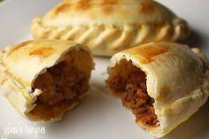 Baked Empanadas - IV