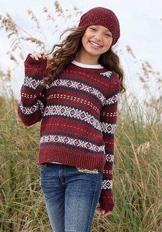 Arizona Pulóver, pre dievčatá Arizona, Lany, Christmas Sweaters, Pullover, Kids, Shopping, Fashion, Young Children, Moda
