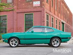 1972 Ford Maverick Grabber, V8 302 in a light weight body was amazing!!!