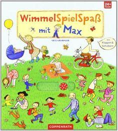 Wimmel Spiel Spaß mit Max | Yayo Kawamura