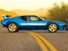 American Muscle,well at least the 351 Cleveland is! PANTERA ROCKS!!