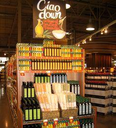 eye catching retail food displays - Google Search