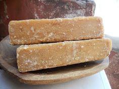 Biscoitos de Rapadura