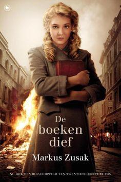 """Tip van de bibliotheekmedewerker: """"De Boekendief - Markus Zusak, geen woorden voor, mooi, intens verhaal""""."""