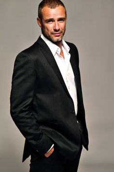 Afonso Vilela, Portuguese actor and model, born in 1970.