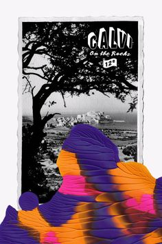 Featured Illustrator ::: Leslie David ::: http://www.leslie-david.com/CALVI-ON-THE-ROCKS