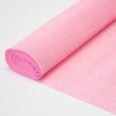 Italian Crepe Paper roll 180 gram - 549 Pink Cartotecnica...