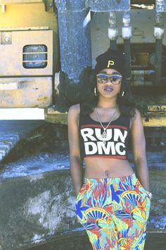 RUN DMC Baby