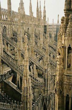 Il Duomo,Milano