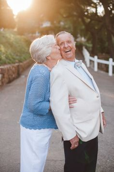 There's so much love in this anniversary shoot: http://www.stylemepretty.com/2014/09/25/a-sweet-anniversary-61-years-in-the-making/ | Photography: Mr. & Mrs. Wedding Duo - http://www.mrandmrsweddingduo.com/
