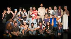 Tel Aviv's English Arts Center: All The World's A Stage