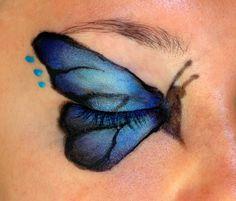 Cool Eye Makeup | Five cool eye makeup art looks | Addicted to Beauty