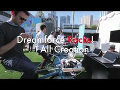Dreamforce - Explosion of Genius