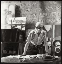 Le Corbusier - architect, designer, urbanist, writer (1887-1965)