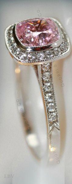 Pink Diamond. Stunning!