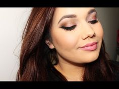 Urban Decay Naked On The Run Tutorial | #6DaysOfNAKED - YouTube  Fix- crease dive- lid dare- outer crease