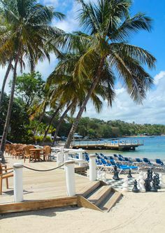 Traveling to St. Lucia and all about our stay at the Windjammer Landing Resort & Spa, paradise in the Caribbean! | joyfulhealthyeats.com #travel #dreamvacations #caribbean