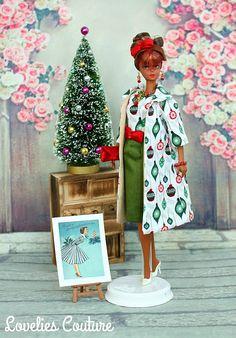 OOAK Silkstone Vintage Barbie Fashion Royalty by Katia 9 Pieces -Holly | eBay