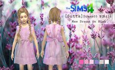 Dress Child at Sutta Sims4 via Sims 4 Updates