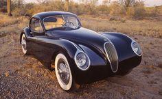 1953 Jaguar XK120M Fixed Head Coupe