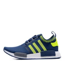 8878b648aefd Find Men s Shoes Adidas Originals NMD Blue Silver Yellow White Christmas  Deals online or in Yeezyboost. Shop Top Brands and the latest styles Men s  Shoes ...
