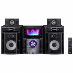 Sony LBT Shelf Stereo System Black Discontinued By Manufacturer