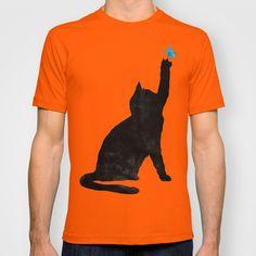 vida cat T-shirt by Seamless - $18.00