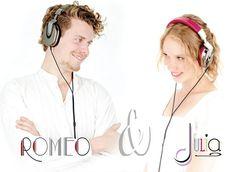 #Ultrasone Romeo & Julia - Deux nouveaux casques-audio hauts-de-gamme !