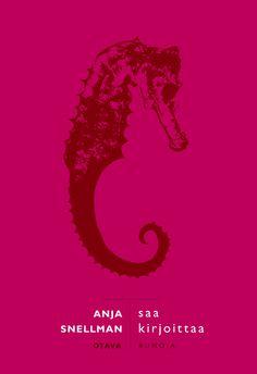 Title: Saa kirjoittaa | Author: Anja Snellman