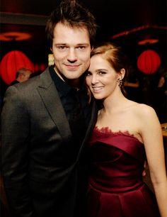 zoey deutch & danila Kozlovsky; it's perfect couple ... :D ^_^
