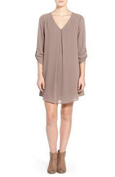 Lush 'Karly' Shift Dress