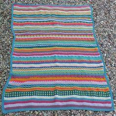 Spice of Life Blanket crochet along starting Sept. 22.