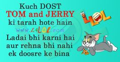 Tom and Jerry friends!! Do you also have one!!  #Fun #lol